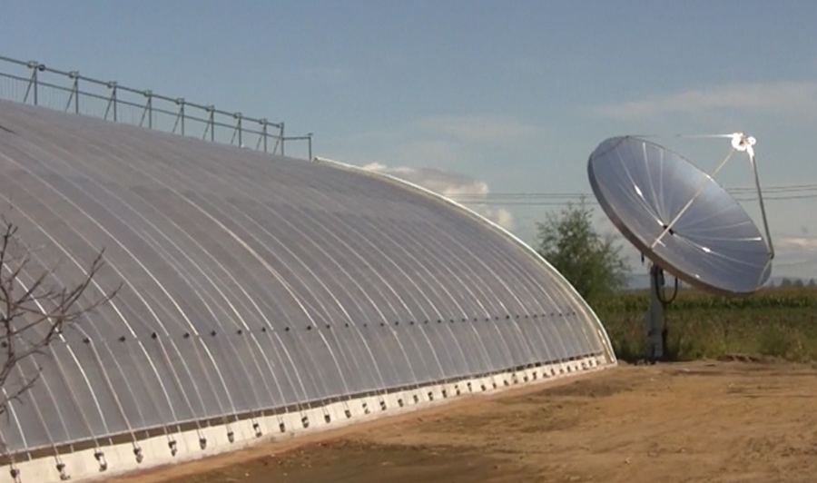 Solar Concentrator Installation Applications